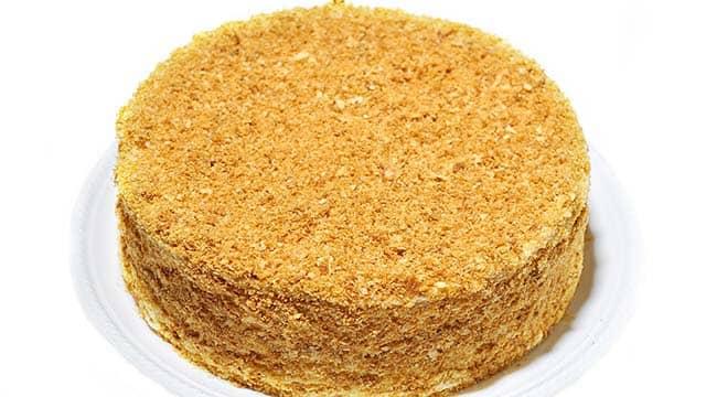 Как готовить торт наполеон