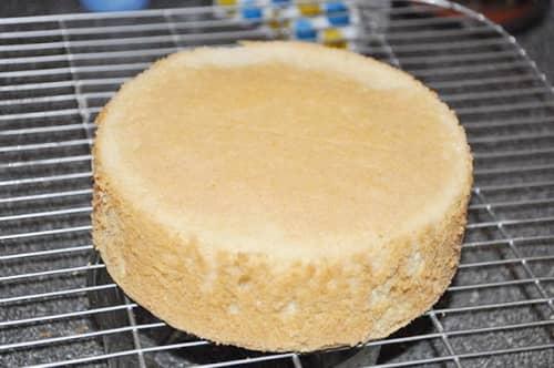 Приготовление бисквитного теста холодным способом