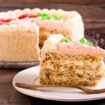 Настоящий киевский торт