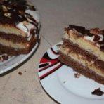 Торт прекрасная Людмила