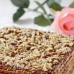 Вафельный торт со сгущенкой вареной