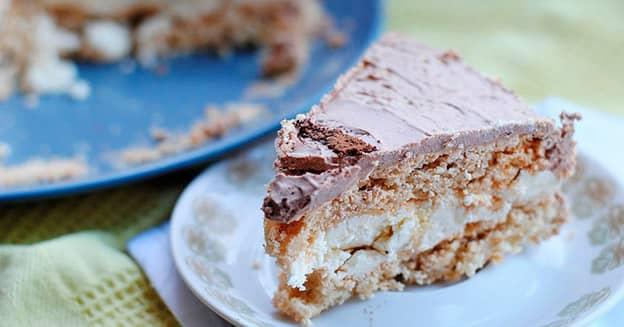 Как готовить киевский торт
