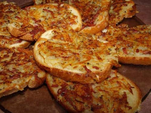 Как готовить горячие бутерброды