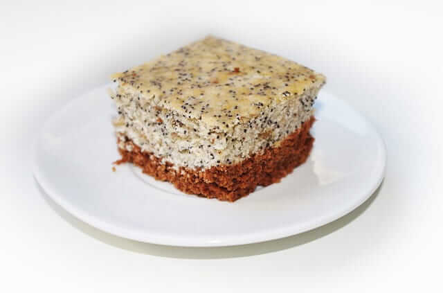 Как испечь маковый пирог