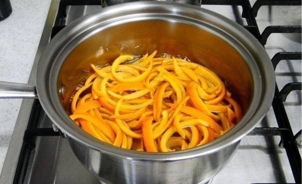 Апельсинные ломтики