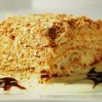 Торт Наполеон Алины