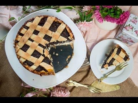 самый простой пирог с маком