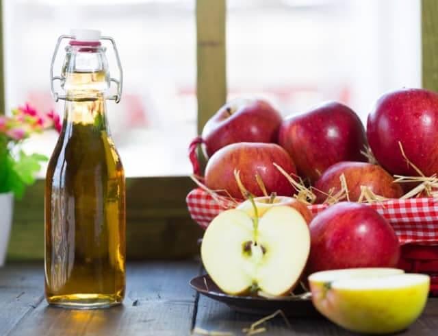 Домашний яблочный уксус без дрожжей