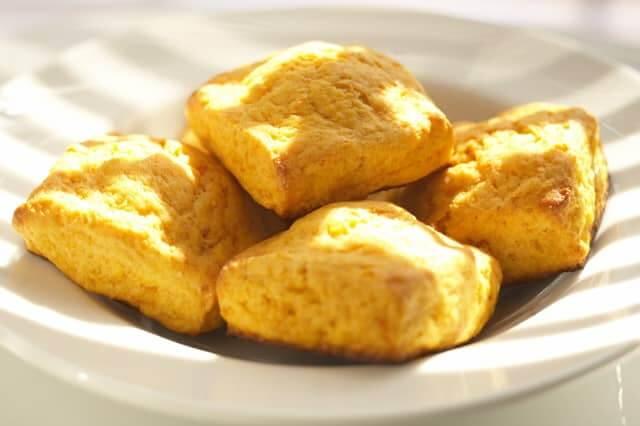 Вкусное печенье из картофеля