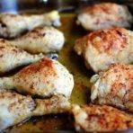 Вкусная курица по-винницки