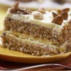 Домашний киевский торт