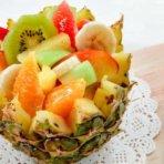 Фруктовый салат тропики