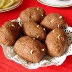 Вкусное пирожное картошка