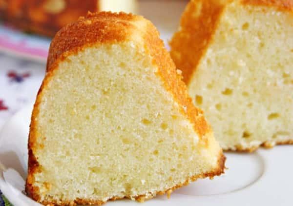 Быстрый манный торт