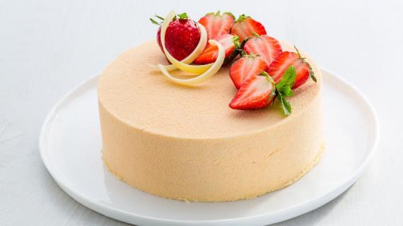 Торт Клубника