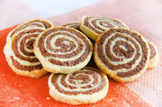 Как приготовить Черно-белое печенье