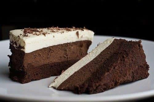 Торт День-Ночь