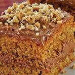 Домашний ореховый торт