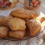 Домашнее рассыпчатое печенье