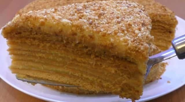 Торт пчёлка
